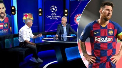 """Is er straks nog plaats voor Messi bij FC Barcelona? Mulder: """"Hoog druk zetten kan je niet met hem"""""""