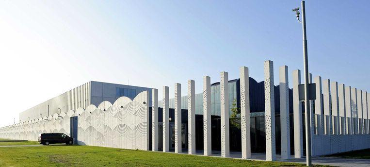 Het Justitieel Complex Schiphol. Beeld anp