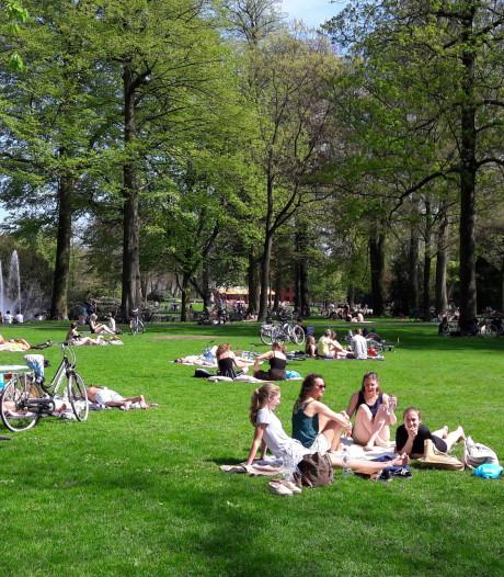 Parkgangers over Valkenberg: 'Overlast? Ieder doet hier z'n eigen ding'
