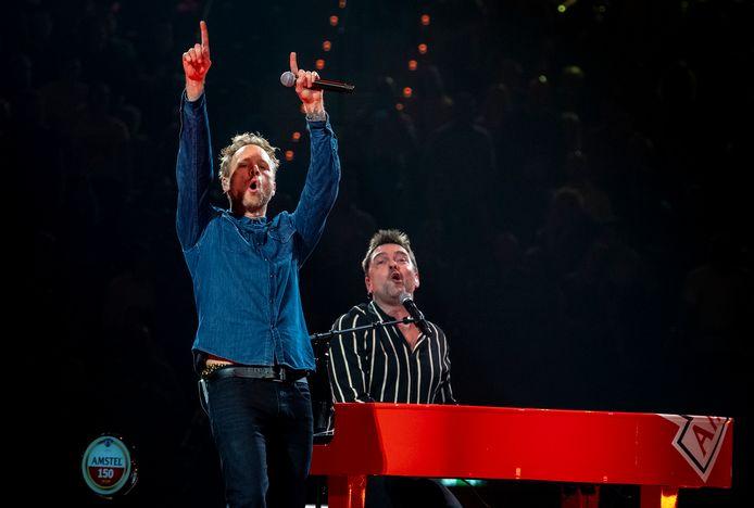 Vrienden van Amstel Live 2020, Diggy Dex en Paul de Munnik