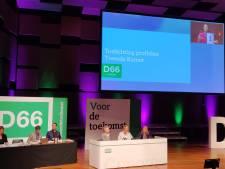 D66 tilt keuze voor landelijke lijsttrekker over zomervakantie heen