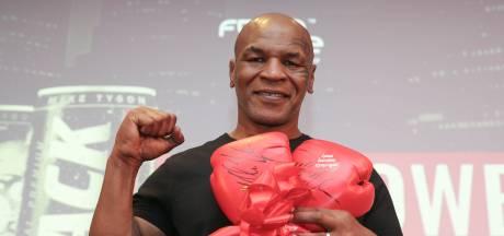 'Terugkeer Mike Tyson uitgesteld om meer geld binnen te halen'