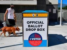 Autoriteiten Californië: Republikeinse 'stembussen' mogen niet