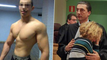 Schutter fitnessmoord krijgt zes jaar effectief, ouders slachtoffer zwaar aangeslagen