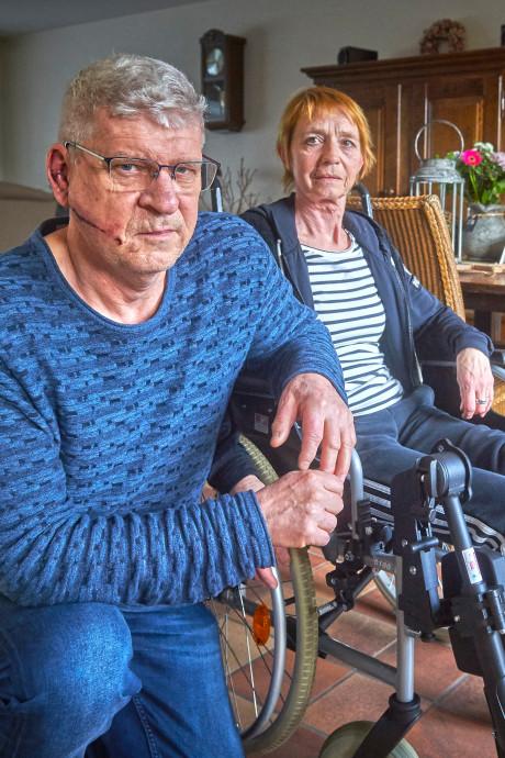 Trudie en Wim Thoonen overleven aanval 'oerrund': 'We hadden geen schijn van kans'