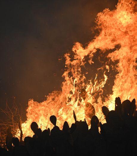 Meer dan 90.000 mensen moeten vluchten voor branden Californië