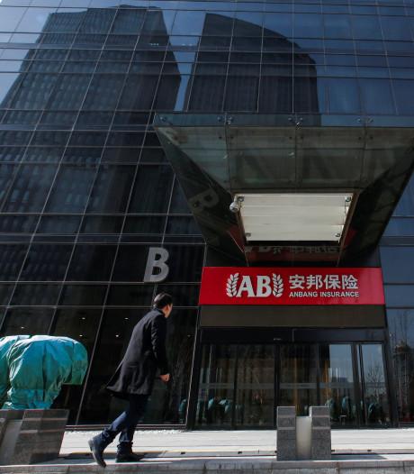 Chinezen grijpen in bij Vivat-moeder Anbang