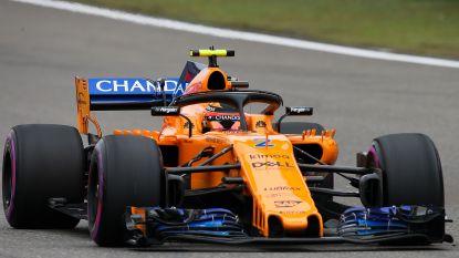 """Onze F1-watcher ziet dat McLaren-bolide opnieuw teleurstelt: """"Of hoe Vandoorne alweer een beetje moet stunten om in de punten te finishen"""""""