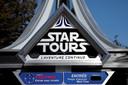 Ter ere van het 25 jarige bestaan van Disneyland Parijs kreeg de attractie Star Tours een flinke makeover.