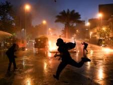 Vreedzame demonstratie Chili ontaardt in rellen en plunderingen