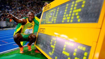 Alleen Usain Bolt onbesproken in top 10 snelste 100m-spurters ooit