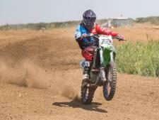 Motorcrosser Steketee troeft favoriet Van Maanen af