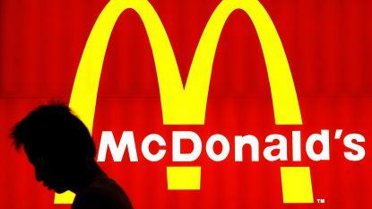 Man valt in slaap in McDonald's en wordt per ongeluk ingesloten