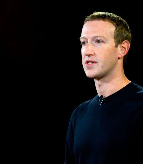 Mark Zuckerberg sous le feu des critiques de militants pour les droits civiques