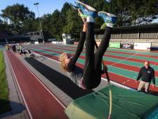 Sprint-juniore Van der Linden vierde op NK atletiek