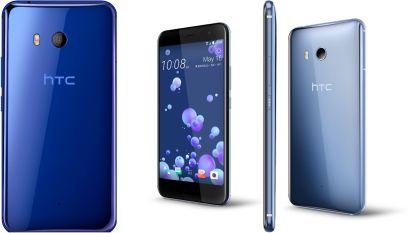 In deze smartphone kan je knijpen: HTC zet met nieuw vlaggenschip frontaal aanval in op Samsung en co