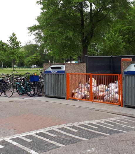 Opnieuw afvaldumping bij Wortmanflat in Kampen