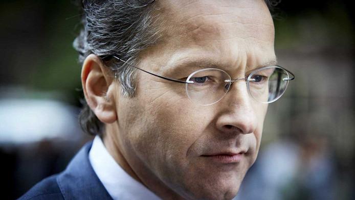 Minister Jeroen Dijsselbloem