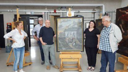 Twee mirakelschilderijen keren terug naar Sint-Martinusbasiliek: Vier laatste werken wachten op restauratie