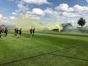 Laatste open training NAC voor de competitie