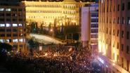 Opnieuw massaal protest tegen regering in Libanon