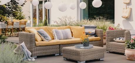 Weer volop diefstallen van luxe tuinsets in Zeeland: 11 aangiftes in paar weken tijd
