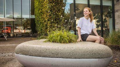 Prestigieuze prijs voor bijzondere zitbank met waterreservoir én bloembak