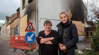 """Buren en collega's in de bres voor gezin dat alles verloor bij woningbrand in Kwatrecht: """"Hartverwarmend"""""""