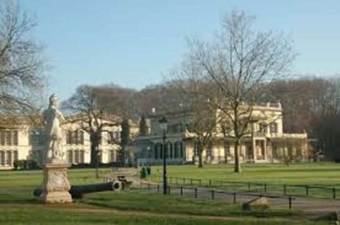 Landgoed Bronbeek bij Arnhem.