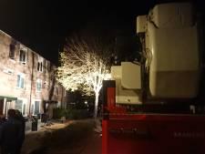 Flinke schade bij woningbrand Lelystad