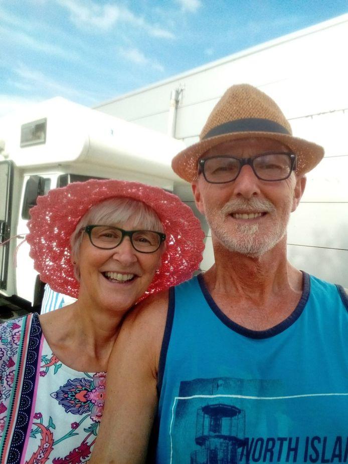Echtpaar Jan en Ineke Brons willen een woongemeeschap vol tiny houses bouwen.