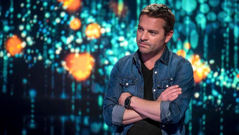 Adriaan Van den Hoof wordt het gezicht van het Eén-programma 'Sorry voor Alles' op zondag.