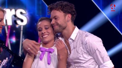 Ianthe Tavernier mist halve finale 'Dancing with the Stars'