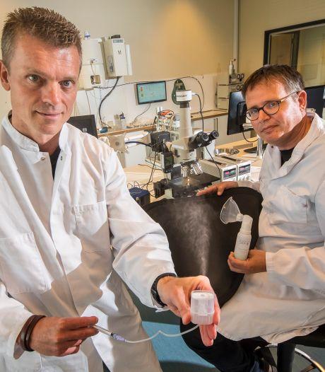 Enschedees bedrijf maakt met pharmareus verstuiver voor coronavaccin
