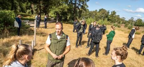 Studenten kiezen voor een opleiding Wildlife: 'Het is veel meer dan alleen maar poep scheppen'
