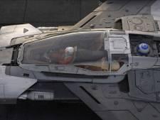 Star Wars ruimteschip ontworpen door Porsche-designers
