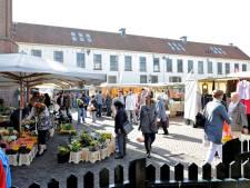 Non-food kramen morgen ook welkom op weekmarkt in Harderwijk