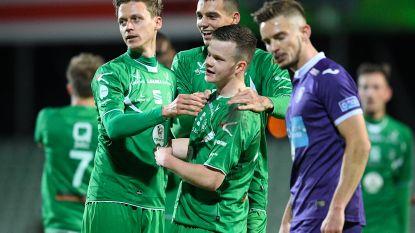 Football Talk (20/12). Lommel verovert scalp van Beerschot - Inhaalwedstrijd Charleroi - Club op 29 januari