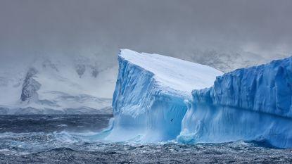 74 biljoen ton kunstsneeuw kan afsmelten van poolkap en stijgende zeespiegel tegengaan