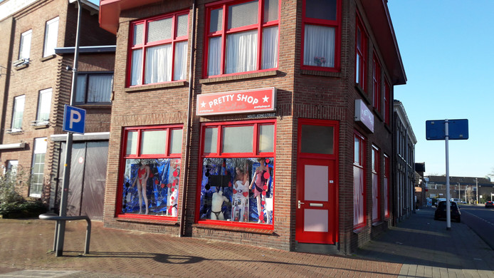 De Pretty Shop in Winterswijk.