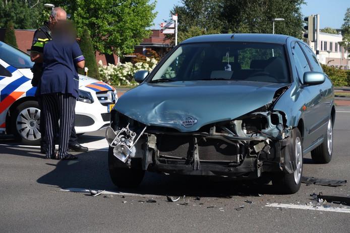 Ongeval Ettensebaan Tuinzigtlaan Breda.