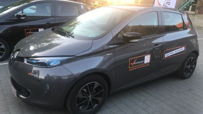 Elektrische deelwagens aan station Burst en GAC Steenberg dankzij Valckenier Share