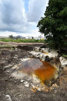 Verontwaardiging om nieuwe vervuiling Akzo in bodem Hengelo