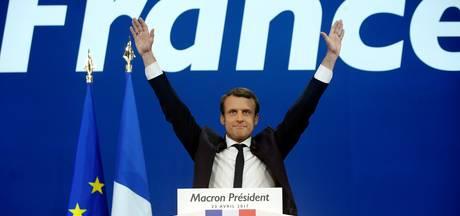 Euro stijgt na Franse presidentsverkiezingen