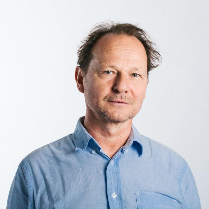 Ton van Gool, directeur van het STRP-festival.