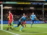 Machteloos Go Ahead door eigen goal Schenk onderuit tegen Utrecht