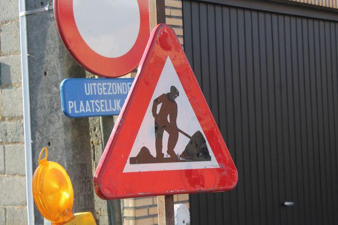 Illustratiebeeld wegenwerken