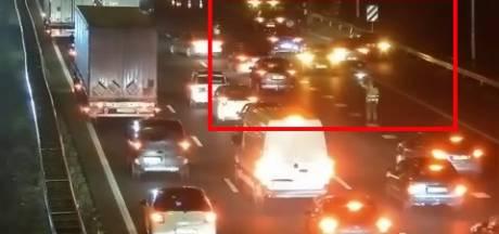 Tien auto's betrokken bij ongeval op A58 bij Best