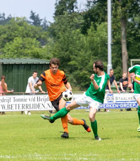 Keldonk wint zespuntenwedstrijd van FC De Rakt