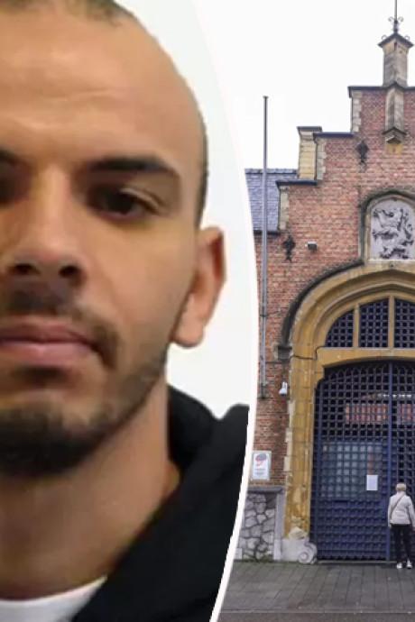 Évadé de la prison de Turnhout, il envoie une carte postale à l'administration pénitentiaire